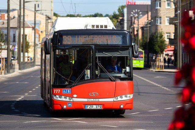 Автобуси їздять строго за графіком - фото 357277