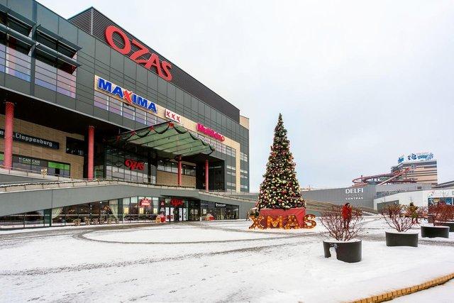 На шопінг до Вільнюсу вирушайте взимку - фото 357282