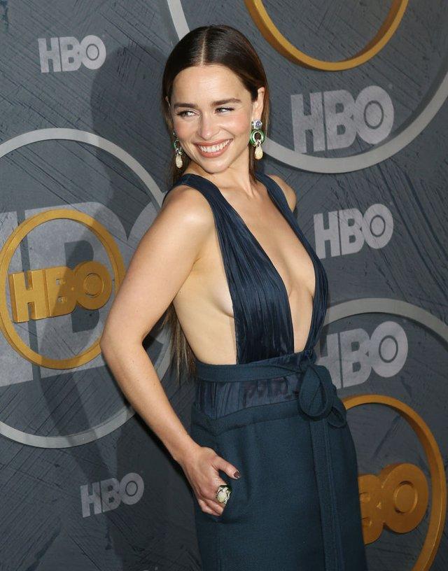Emilia Clarke  - фото 357346