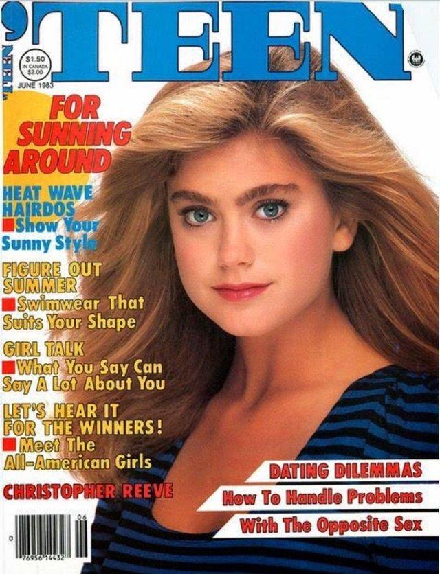 Моделі 90-х: як змінилася ефектна красуня Кеті Айрленд (18+) - фото 357437