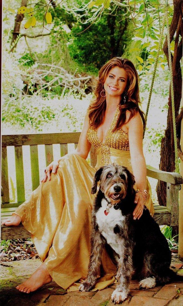 Моделі 90-х: як змінилася ефектна красуня Кеті Айрленд (18+) - фото 357443