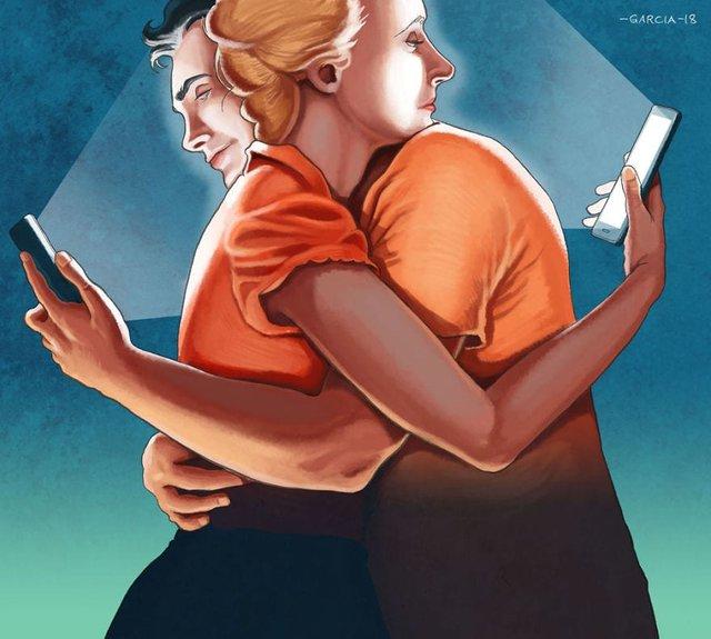 Проблеми сучасного суспільства у гострих ілюстраціях - фото 357810