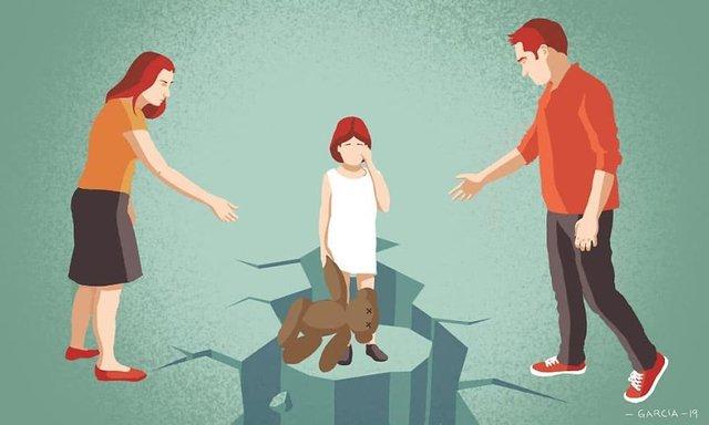 Проблеми сучасного суспільства у гострих ілюстраціях - фото 357817