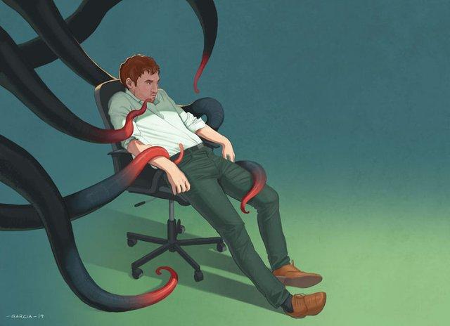 Проблеми сучасного суспільства у гострих ілюстраціях - фото 357820