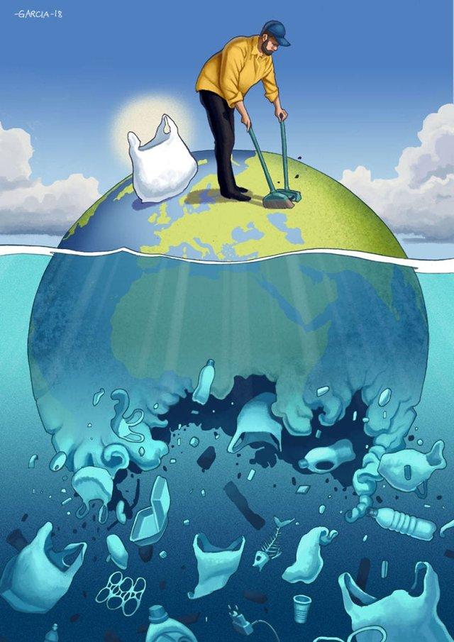 Проблеми сучасного суспільства у гострих ілюстраціях - фото 357822