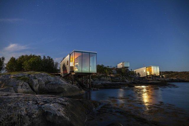 Еко-готель у Норвегії, про який мріють туристи: яскраві фото - фото 358080