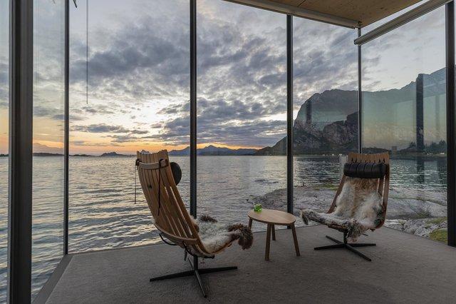 Еко-готель у Норвегії, про який мріють туристи: яскраві фото - фото 358081