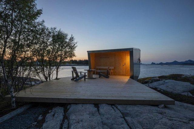 Еко-готель у Норвегії, про який мріють туристи: яскраві фото - фото 358082