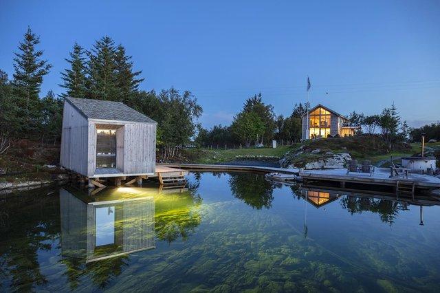 Еко-готель у Норвегії, про який мріють туристи: яскраві фото - фото 358083