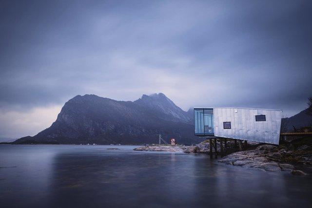 Еко-готель у Норвегії, про який мріють туристи: яскраві фото - фото 358084