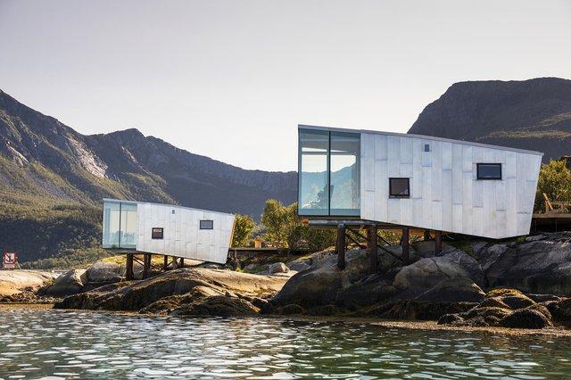 Еко-готель у Норвегії, про який мріють туристи: яскраві фото - фото 358086