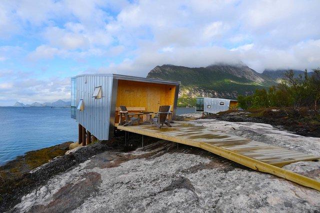 Еко-готель у Норвегії, про який мріють туристи: яскраві фото - фото 358087