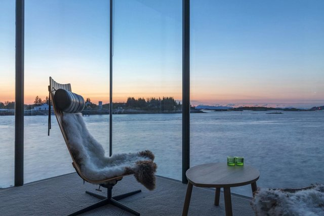 Еко-готель у Норвегії, про який мріють туристи: яскраві фото - фото 358088