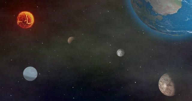 Сонячна система: список, скільки планет, схема розташування, цікаві факти - фото 358211