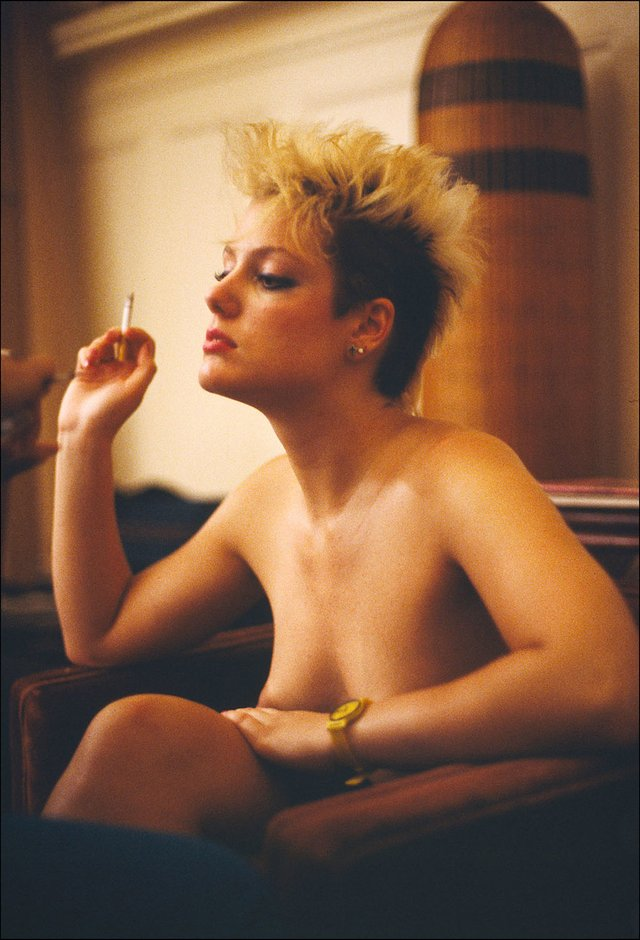 Ефектні фото зі зйомок порно 80-х, які варто побачити (18+) - фото 358590