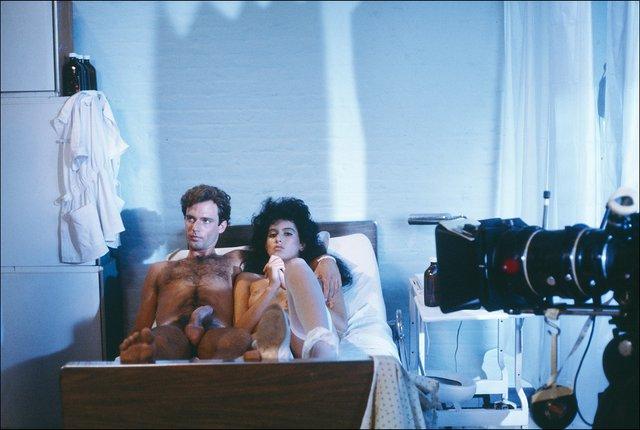 Ефектні фото зі зйомок порно 80-х, які варто побачити (18+) - фото 358593