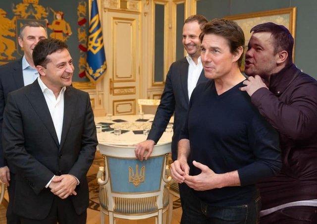 Шаурма і Богдан-шептун: у мережі з'явилися кумедні меми про зустріч Зеленського з Крузом - фото 358821