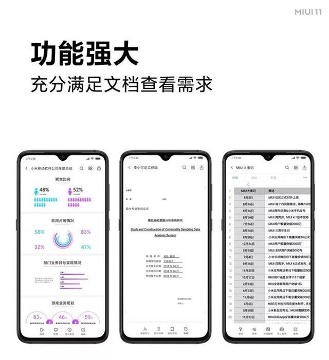 Xiaomi розповіла про корисні додатки з нової MIUI 11 - фото 359056