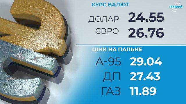 Офіційний курс валют і ціни на пальне 2 жовтня - фото 359086