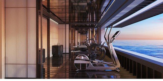 У Монако показали концепт розкішної екологічної яхти - фото 359096