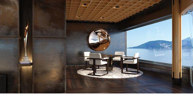 У Монако показали концепт розкішної екологічної яхти - фото 359098