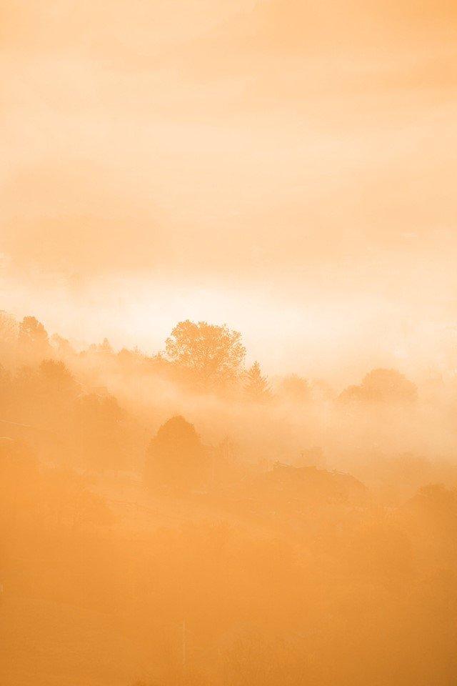 Осінній ранок у Карпатах: приголомшливі фото гір, які надихнуть вас на подорож - фото 359426