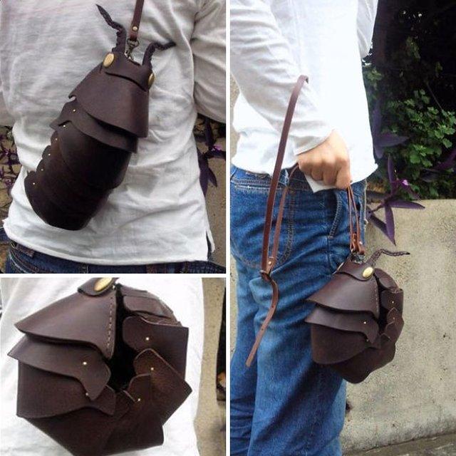 Японець створює реалістичні сумки, які сподобаються не всім (фото) - фото 359449