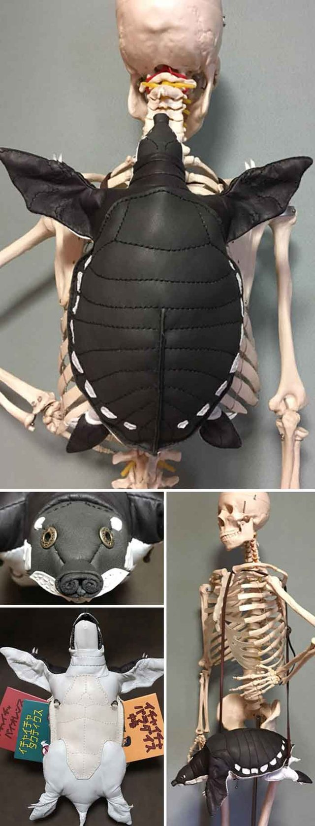 Японець створює реалістичні сумки, які сподобаються не всім (фото) - фото 359452