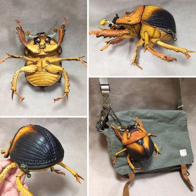 Японець створює реалістичні сумки, які сподобаються не всім (фото) - фото 359454