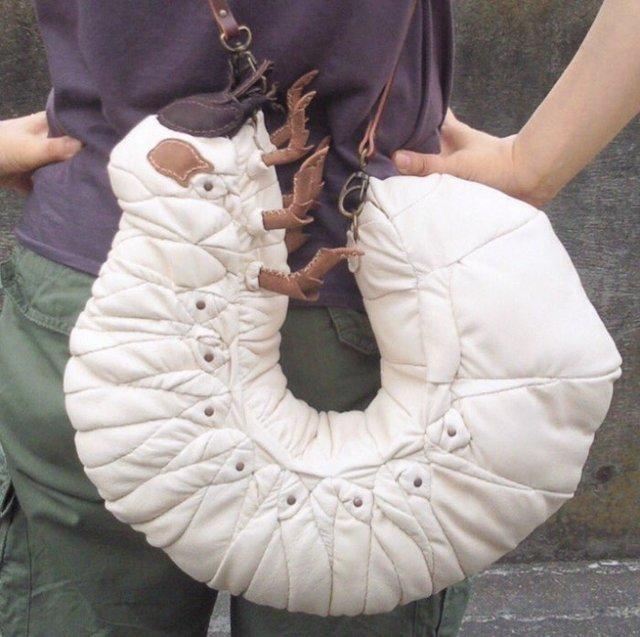 Японець створює реалістичні сумки, які сподобаються не всім (фото) - фото 359455