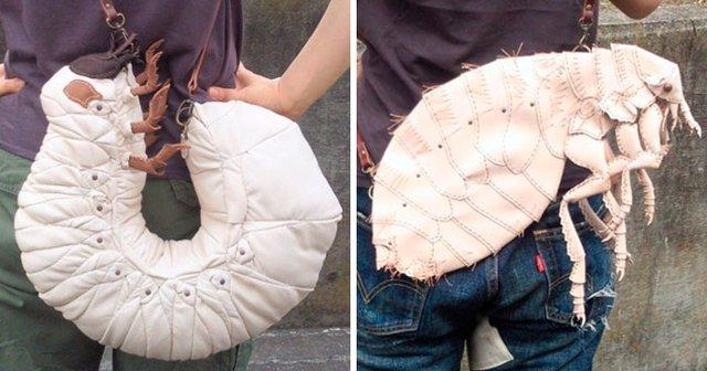 Японець створює реалістичні сумки, які сподобаються не всім (фото) - фото 359458