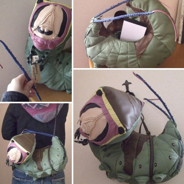 Японець створює реалістичні сумки, які сподобаються не всім (фото) - фото 359459