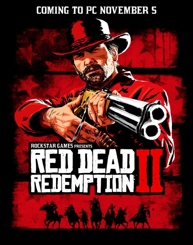 Red Dead Redemption 2 - фото 359540