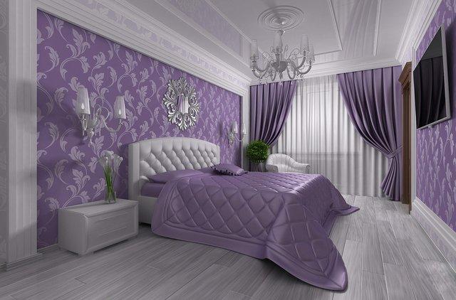 Чотири кольори, які категорично не можна використовувати у спальні - фото 359788