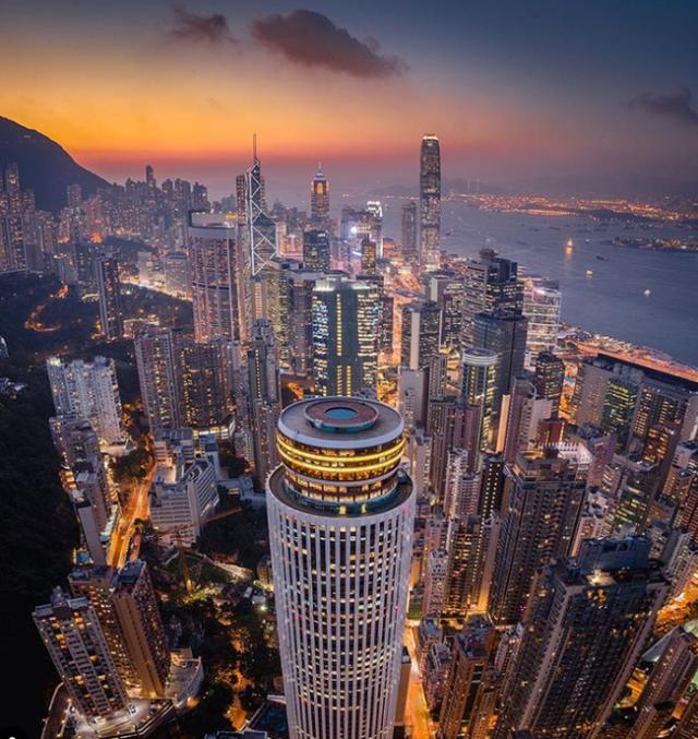 Найкрасивіші будівлі Азії з висоти пташиного польоту - фото 359803