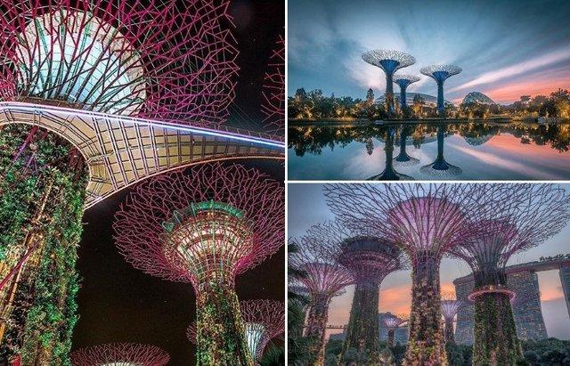 Найкрасивіші будівлі Азії з висоти пташиного польоту - фото 359805