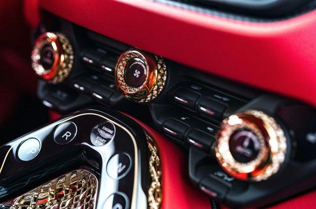 Aston Martin показав найдорожчу модель у своїй історії - фото 359829