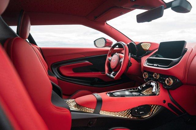 Aston Martin показав найдорожчу модель у своїй історії - фото 359830