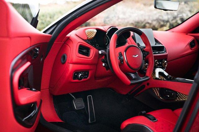 Aston Martin показав найдорожчу модель у своїй історії - фото 359833