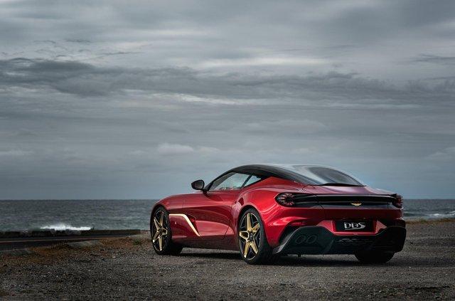 Aston Martin показав найдорожчу модель у своїй історії - фото 359835