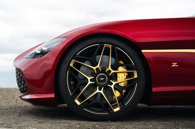 Aston Martin показав найдорожчу модель у своїй історії - фото 359837