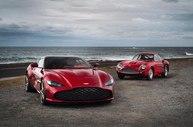 Aston Martin показав найдорожчу модель у своїй історії - фото 359838