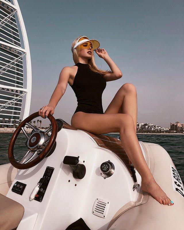 Дівчина тижня: гаряча українка Тетяна Кодзаєва, яка стала найвпливовішою у світі блогеркою - фото 359925