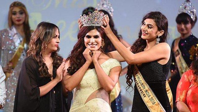 В Індії коронували Міс Транс-Королеву: фото переможниці - фото 360205