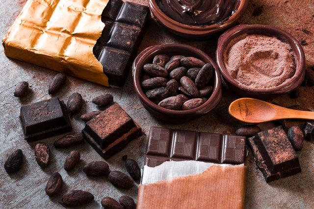 Шоколад  - фото 360243