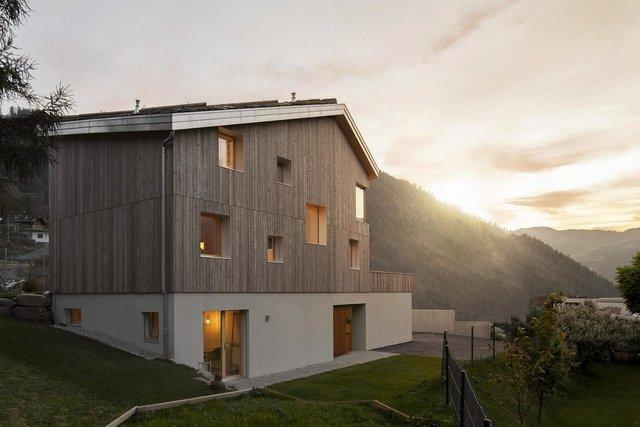 Як виглядає ідеальний дім в Альпах для любителів опокою - фото 360256