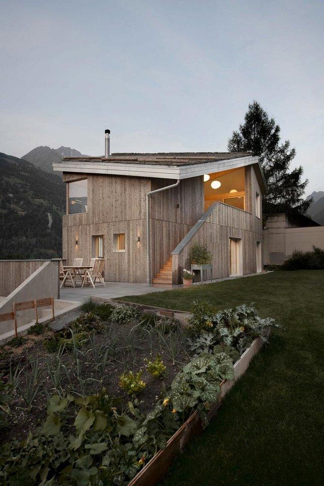 Як виглядає ідеальний дім в Альпах для любителів опокою - фото 360257