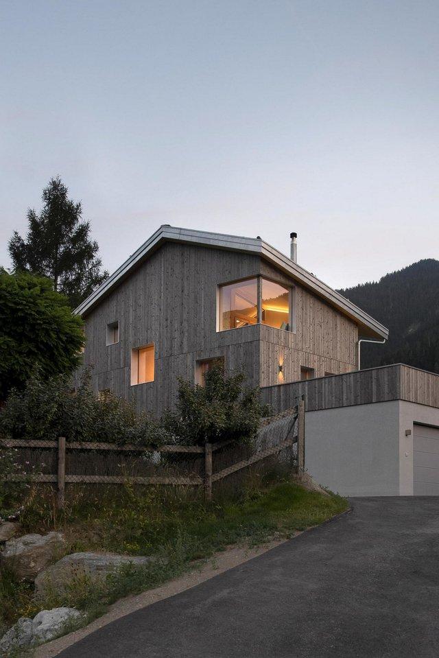 Як виглядає ідеальний дім в Альпах для любителів опокою - фото 360258