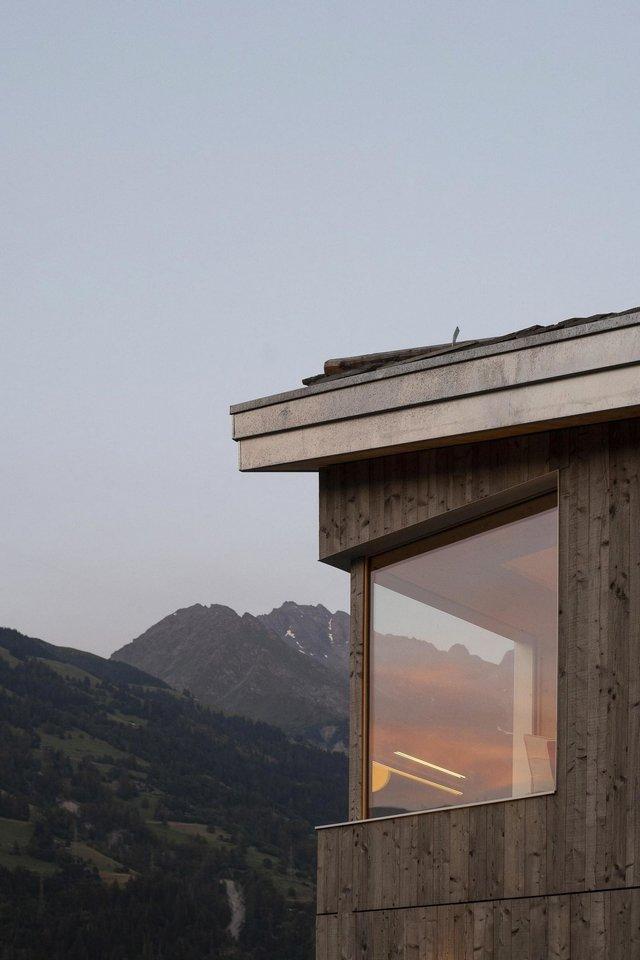 Як виглядає ідеальний дім в Альпах для любителів опокою - фото 360264
