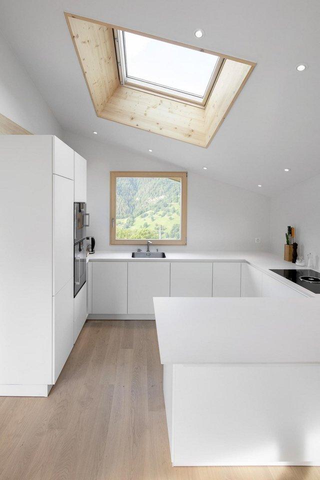 Як виглядає ідеальний дім в Альпах для любителів опокою - фото 360265